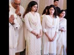 SHOCKING TWIST At Sridevi's Chennai Prayer Meet: Here's Why Sister Srilatha Was MISSING Everywhere