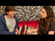 An Emotional Shahrukh Khan Tells Rani Mukerji, His Biggest Hichki Moment Is The Death Of His Parents