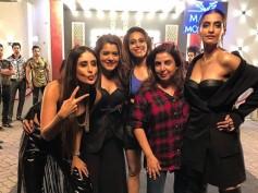 Kareena Kapoor, Sonam Kapoor & Swara Bhaskar Kill It In Veere Di Wedding Song Shoot!