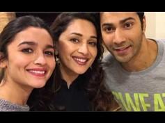 Kalank: Madhuri Dixit Begins Shooting For This Sanjay, Varun, Alia, Sonakshi & Aditya Starrer!