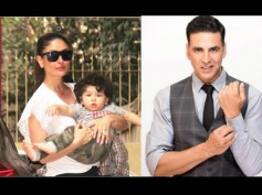 Kareena Kapoor Khan WARNS Akshay Kumar & It Has Got To Do Something With Her Son Taimur!