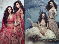 Katrina Kaif & Her Sister Isabelle Make For 'Ethereal' Indian Brides In This Magazine Photoshoot!
