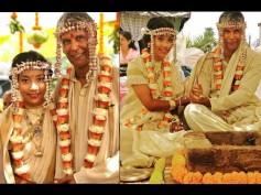 WEDDING PHOTOS! Milind Soman & Ankita Konwar Are A 'Match Made In Heaven'