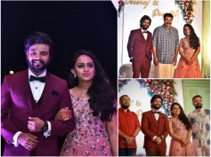 Neeraj Madhav–Deepthi Wedding Reception: Mammootty, Kunchacko Boban & Others Attend The Big Event!