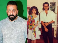 SHOCKING! An Upset Sanjay Dutt Walks Out When Asked About Working With Madhuri Dixit