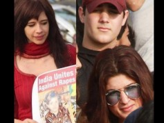 Twinkle Khanna & Other B-Town Celebs Hit The Streets To Protest Against Kathua, Unnao Rapes