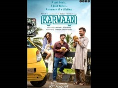 Karwaan Poster: Dulquer Salmaan's Bollywood Debut With Irrfan Khan & Mithila Palkar Is Refreshing!