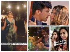 Jennifer Winget Birthday: Kushal Tandon, Sehban Azim & Others Shower 'Bepannaah' & 'Beyhadh' Love!