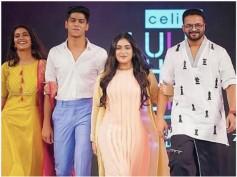Jayasurya, Prayaga Martin, Priya Varrier & Roshan Abdul Rahoof Win Big At Lulu Fashion Week 2018