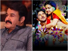 Mohanlal Is Happy For Dulquer Salmaan & Keerthy Suresh!