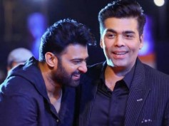 BREAKING: Prabhas Breaks Silence On His FIGHT With Karan Johar & Reveals What EXACTLY Happened!