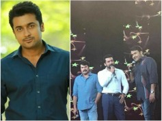 When Suriya Shared The Stage With Mammootty & Mohanlal And Gave The Megastar A Surprise!