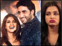 HOT SCOOP! Aishwarya Rai Bachchan STOPS Abhishek Bachchan To Sign His Next Opposite Priyanka Chopra