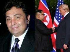 Rishi Kapoor Calls Donald Trump A CLOWN & Praises Kim Jong Un!