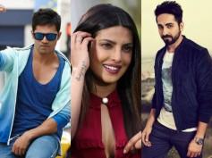 Varun Dhawan & Ayushmann Khurrana React To Priyanka Chopra's Quantico Controversy!