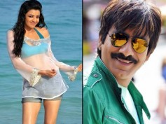 Kajal Aggarwal To Team Up With Ravi Teja For The Telugu Remake Of Theri