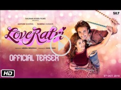 Loveratri Teaser Looks So Vibrant & Colourful! Watch It Here
