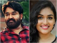 Mohanlal & Prayaga Martin To Shake A Leg To A Yesteryear Classic Song!