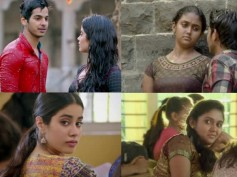 Ishaan Khatter & Janhvi Kapoor Make Your Heart Go 'Dhadak' Just Like Sairat In These 7 Scenes!