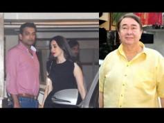 Karisma Kapoor NOT MARRYING Rumoured BF Sandeep Toshniwal, Randhir Kapoor Reveals Why!
