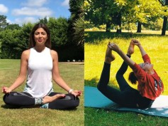 International Yoga Day: Kangana Ranaut & Shilpa Shetty Give Us Plenty Of Fitness Goals!