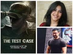 Aamir Khan Appreciates The Test Case, Ekta Kapoor Says 'I'm Officially In Heaven'
