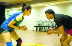 PICS: Post Break-up, Anushka Spotted In A 'KICKASS' Avatar!