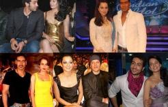 Kangana's Rare Pics With Alleged Ex Aditya, Adhyan & Ajay