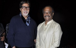 Amitabh Bachchan To Star In A Hindi Remake Of Kabali?