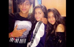 New Pic! Suhana Khan Spotted With Friends; Looks Pretty
