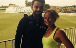 England Women's Cricketer Once Proposed Virat Kohli In 2014!