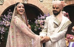 Who Told Anushka That Wedding In India Would Be A Tamasha