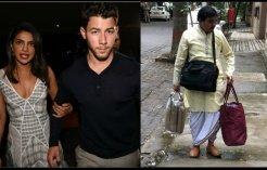 Priyanka-Nick's Roka Ceremony: Panditji Arrives At PC's Home