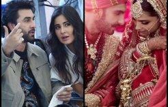 Deepika INVITES Katrina & Ranbir To Her Wedding Reception!
