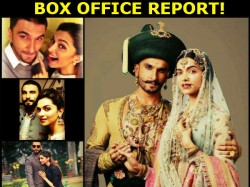 Bajirao Mastani First Day Opening Friday Box Office Collection Report