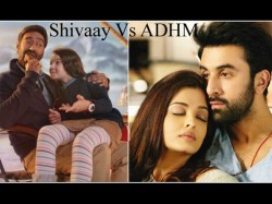 Shivaay Vs Ae Dil Hai Mushkil Tuesday Five Days Box Office Collection