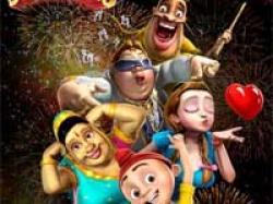 Toonpur Ka Superhero Music Review