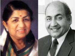 Lata Mangeshkar Statement Mohammed Rafi Son Shahid Sue