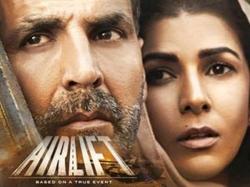 Airlift Movie Review And Rating Akshay Kumar Nimrat Kaur Raja Krishna
