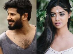 Dulquer Salmaan To Romance Model Shaun Romy Kammatti Paadam