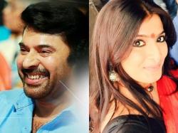 Mammootty And Varalaxmi Sarathkumar In Nithin Renji Panicker Movie