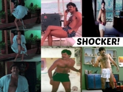 Tollywood Heroes Most Awkward Exposing Moments We Wish Didnt Exist