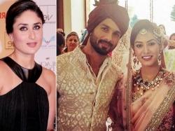 Kareena Kapoor Confession Shahid Kapoor Will Make Mira Rajput Jealous