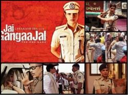 Jai Gangaajal Movie Review Story Plot Priyanka Chopra Prakash Jha