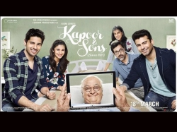 Kapoor And Sons First Day Opening Friday Box Office Collection Report