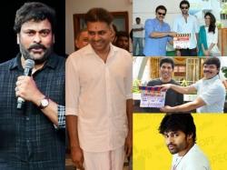 Five Mega Movies In Three Days Chiru Varun Sdt Pawan Kalyan Sirish