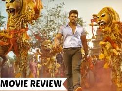 Sarainodu Movie Review Critics Story Rating Allu Arjun Plot Talk Rakul