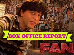 Fan Monday Day 4 Box Office Collections