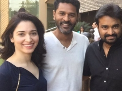 Tamannaah S Devi Vijay Collaborates With Hollywood Film Maker