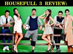 Housefull 3 Movie Review Story Plot And Rating Akshay Kumar